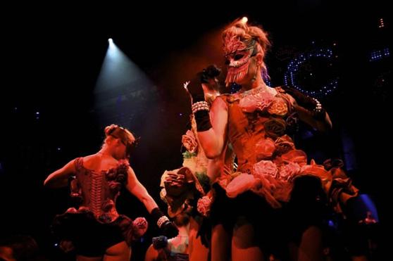 Cirque du soir, London