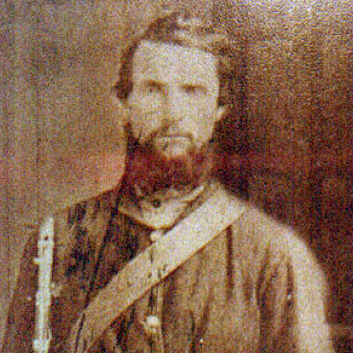 Pvt. Philip Gossard, Co. A, 183rd OH Infantry, USA