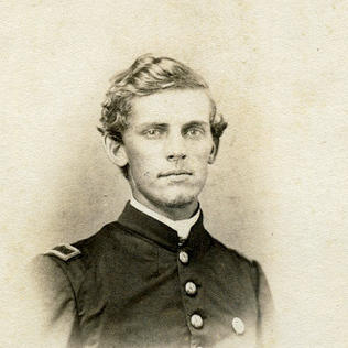Capt. Elisha Morgan, Jr., Co. K, 72nd Illinois Infantry, USA