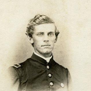 Capt. Elisha Morgan, Jr., Co. K, 72nd Illinois Infantry, USA