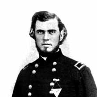 Col. Isaac Sherwood, 111th OH Infantry, USA
