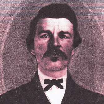 Sgt. Meriwether Black, Co. E, 3rd MO Infantry, CSA