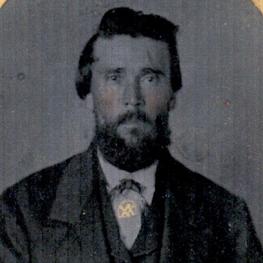 Pvt. Angus Vandyke, Co. I, 13th TN Infantry, CSA