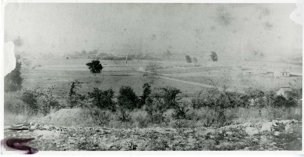 Franklin Battlefield, ca. 1880