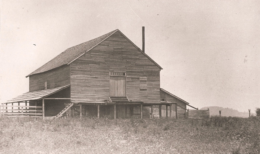 Carter cotton gin, post-war