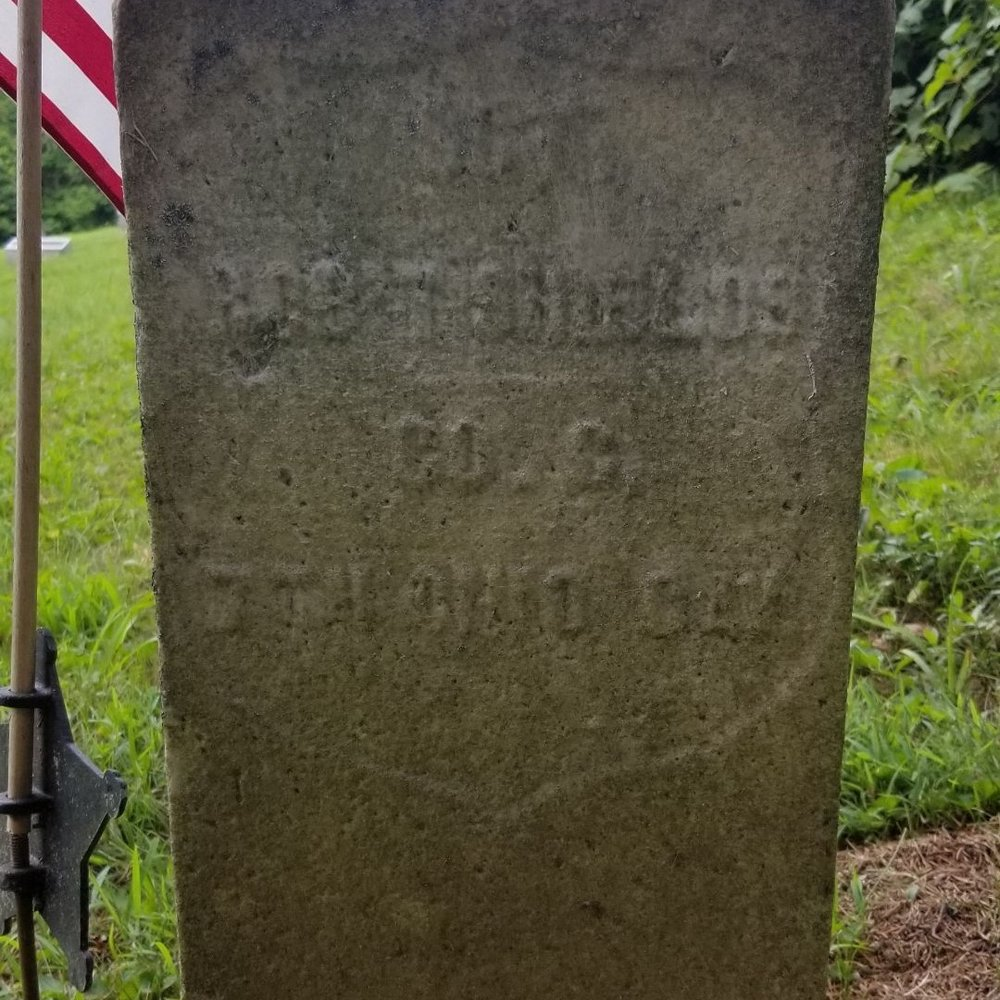 Sgt. Robert Shields, Co. G, 7 OH Cavalry, USA