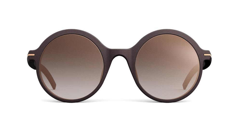 R1.1 Dark brown nylon frame Zeiss lenses  ADD to BAG