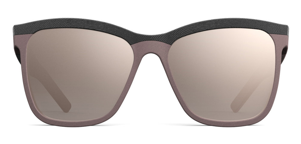 TLD 1.2 soft brown & dark grey metal frame Zeiss Lenses  ADD to BAG