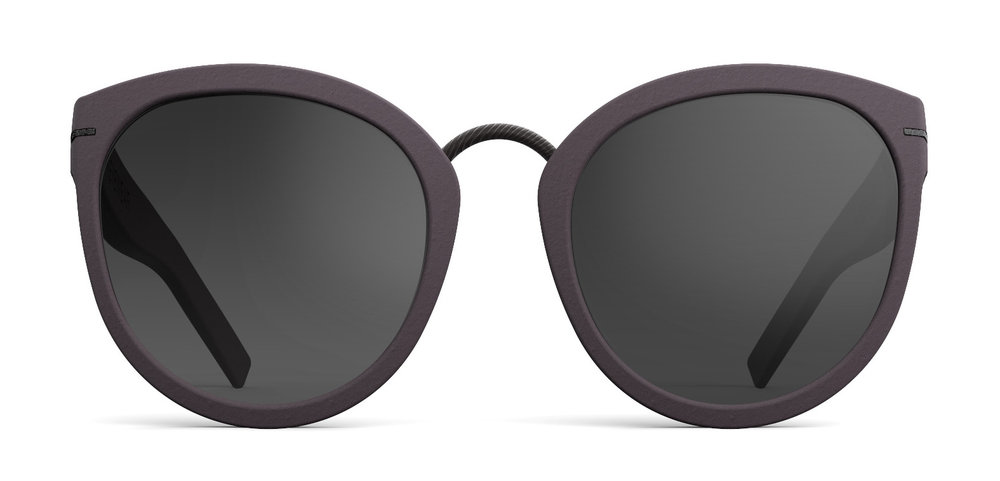RDE 1.1 Dark purple nylon & black metal Zeiss lenses   ADD to BAG