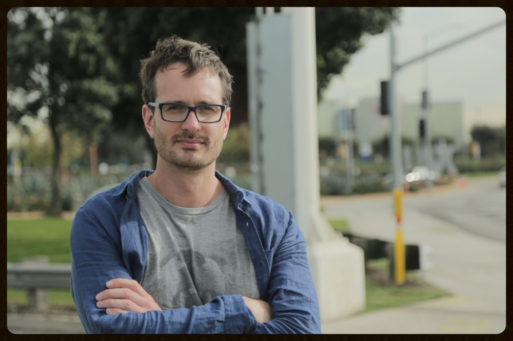 David Farrier  , co-director of TICKLED, a Magnolia Pictures release. Photo courtesy of Magnolia Pictures.