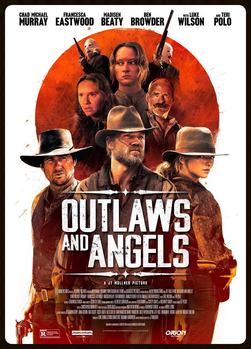 MOVIES: Outlaws and Angels - Chad Michael Murray & Francesca ...