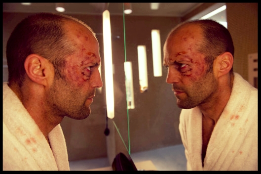 Jason Statham Redemption
