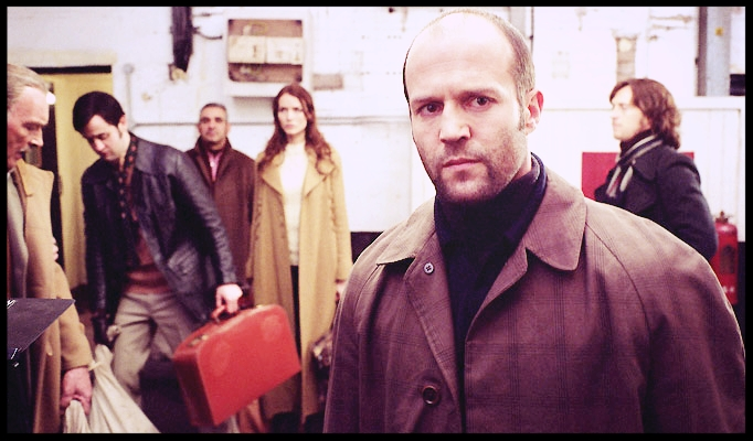 Jason Statham The Bank Job