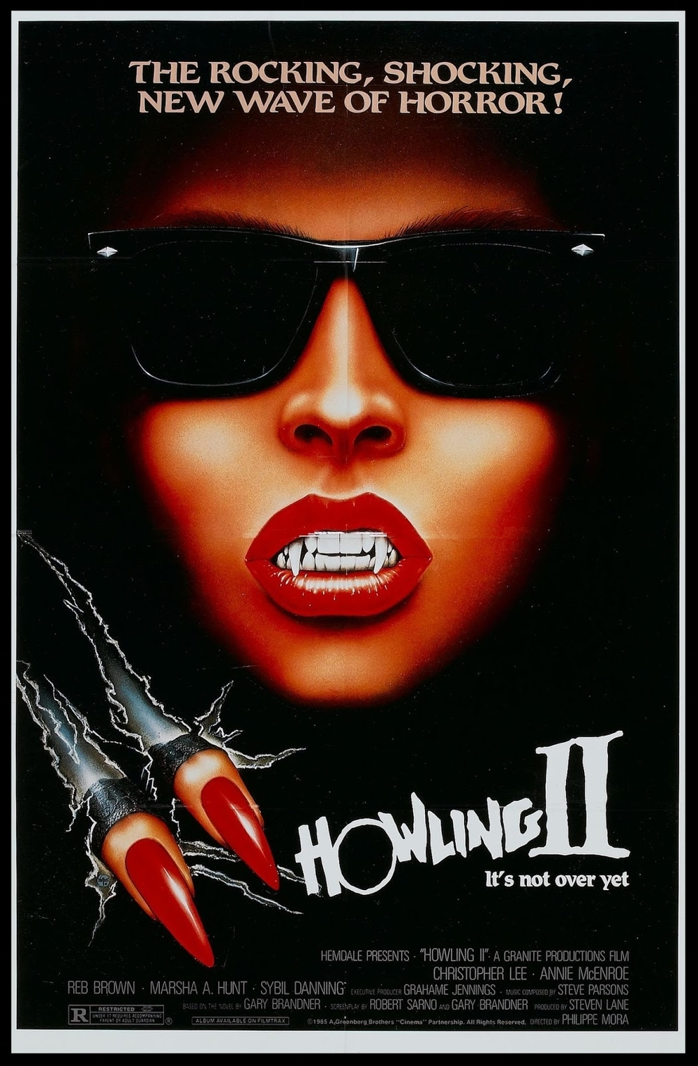 Howling 2 Movie Poster