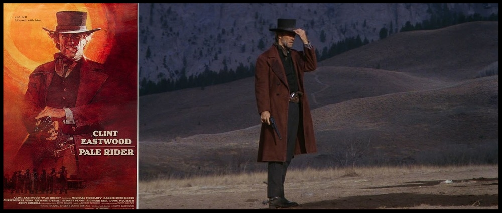 Clint Eastwood Pale Rider