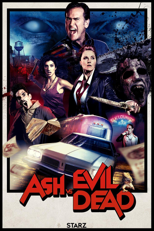 Ash vs Evil Dead Series 2 poster