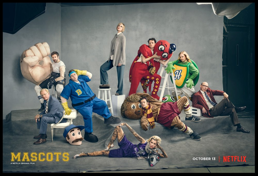 Mascots Christopher Guest Promotional Image