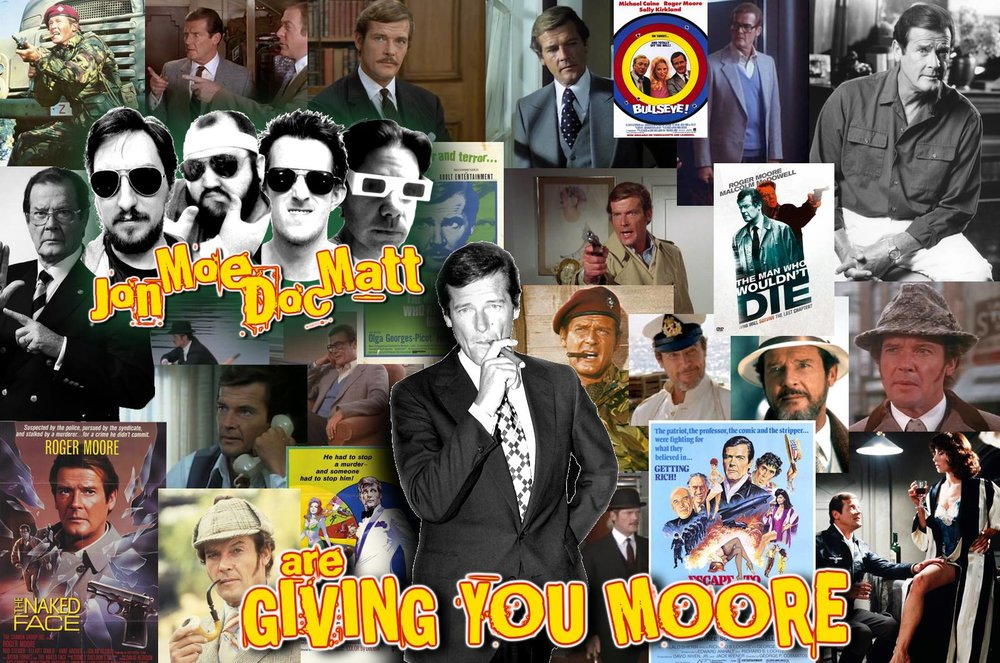 Roger Moore New Years