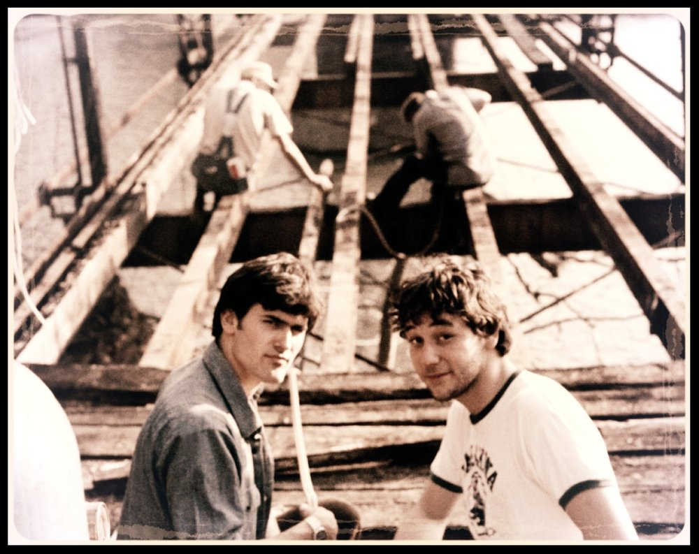 Sam Raimi Bruce Campbell The Evil Dead