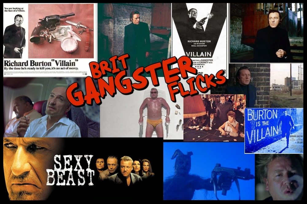 Brit Gangster Flicks