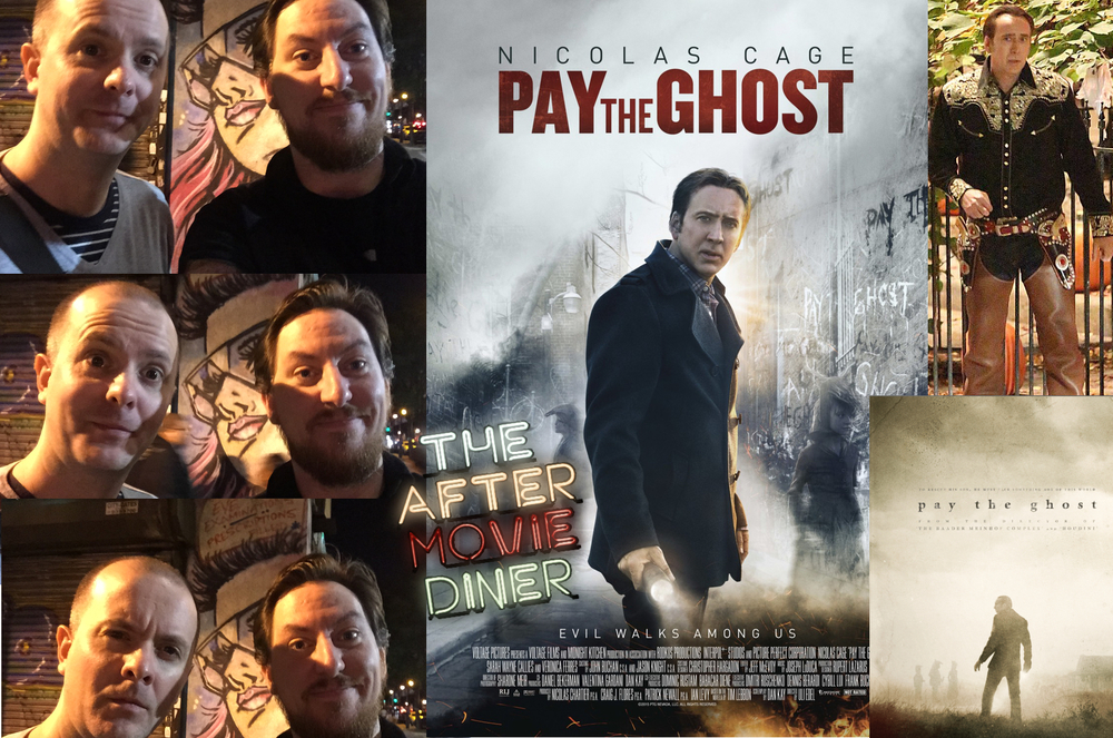 Pay The Ghost Podcast