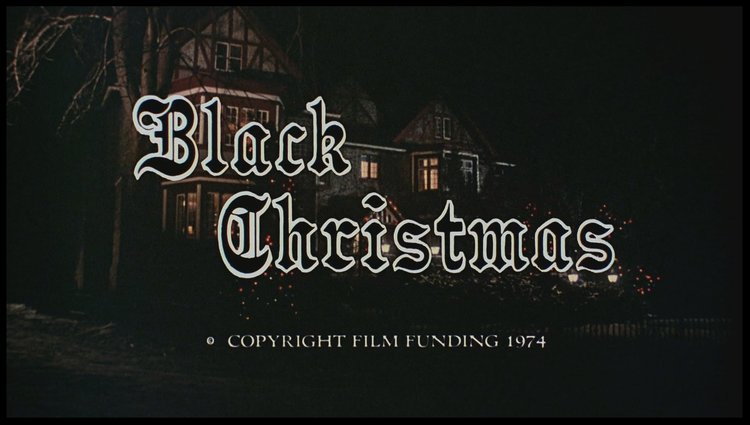 it almost seems when the clock strikes midnight on october 31 everyone starts blasting inane christmas music gaudily decorating their - Black Christmas Music