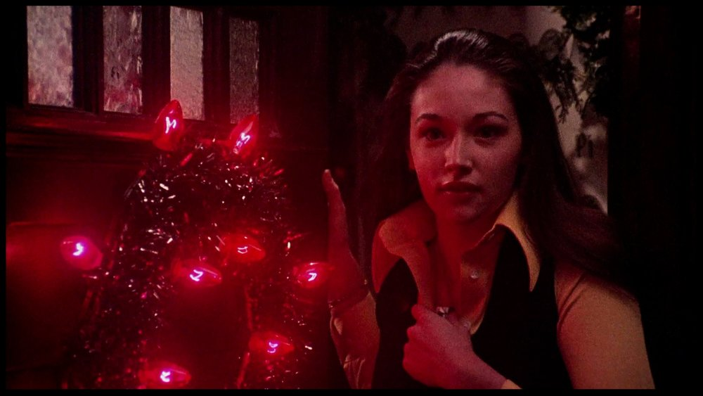Olivia Hussey  as Jess Bradford: the Final Girl to whom all others should be compared. And most fall short of her excellence.