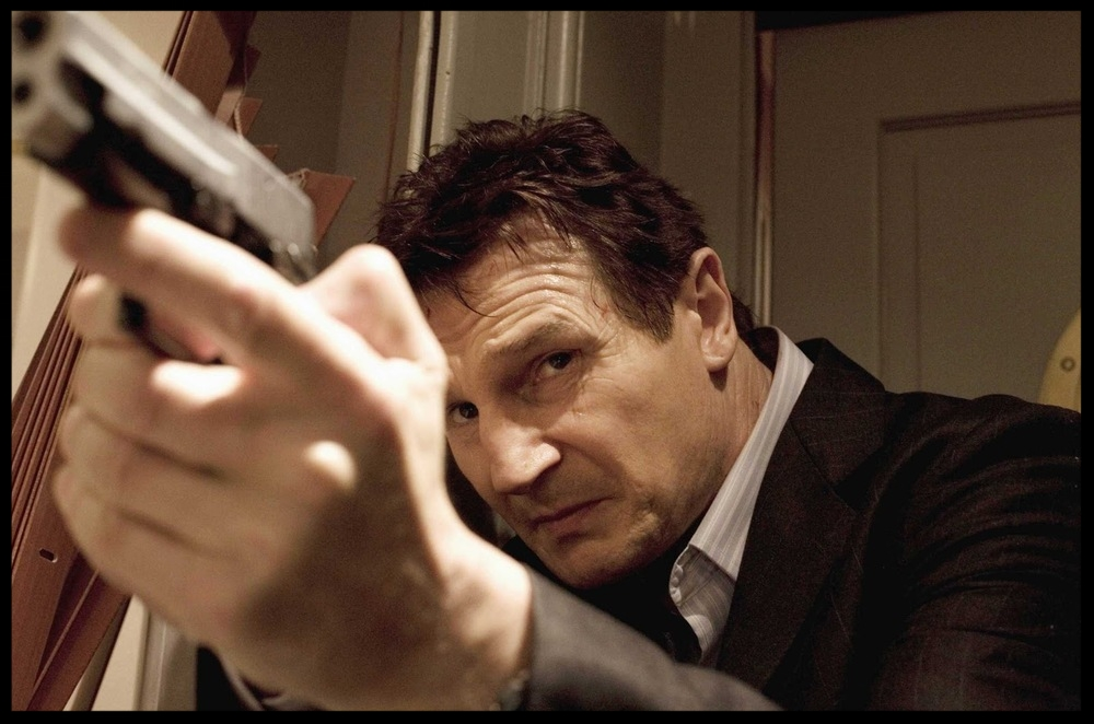 Look Out! The Action Neeson!   no Neeson's were harmed in the making of this Podcast