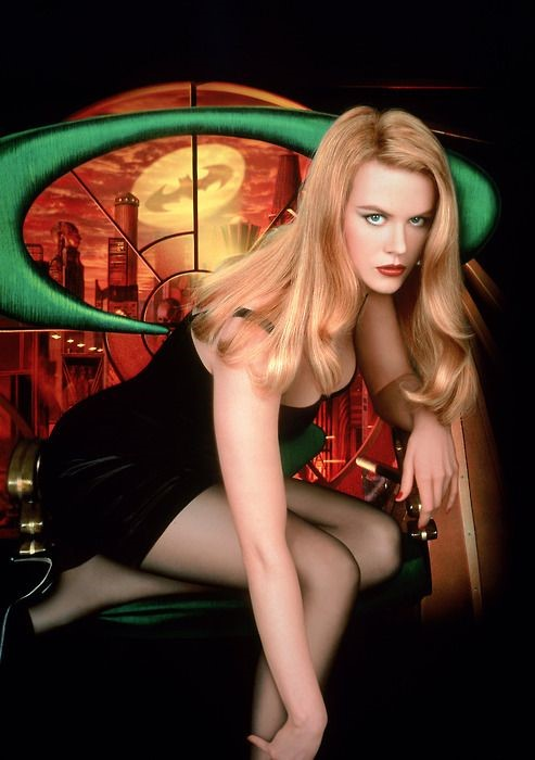 Forget Batman Forever, we'll take Kidman Forever, thank you very much.