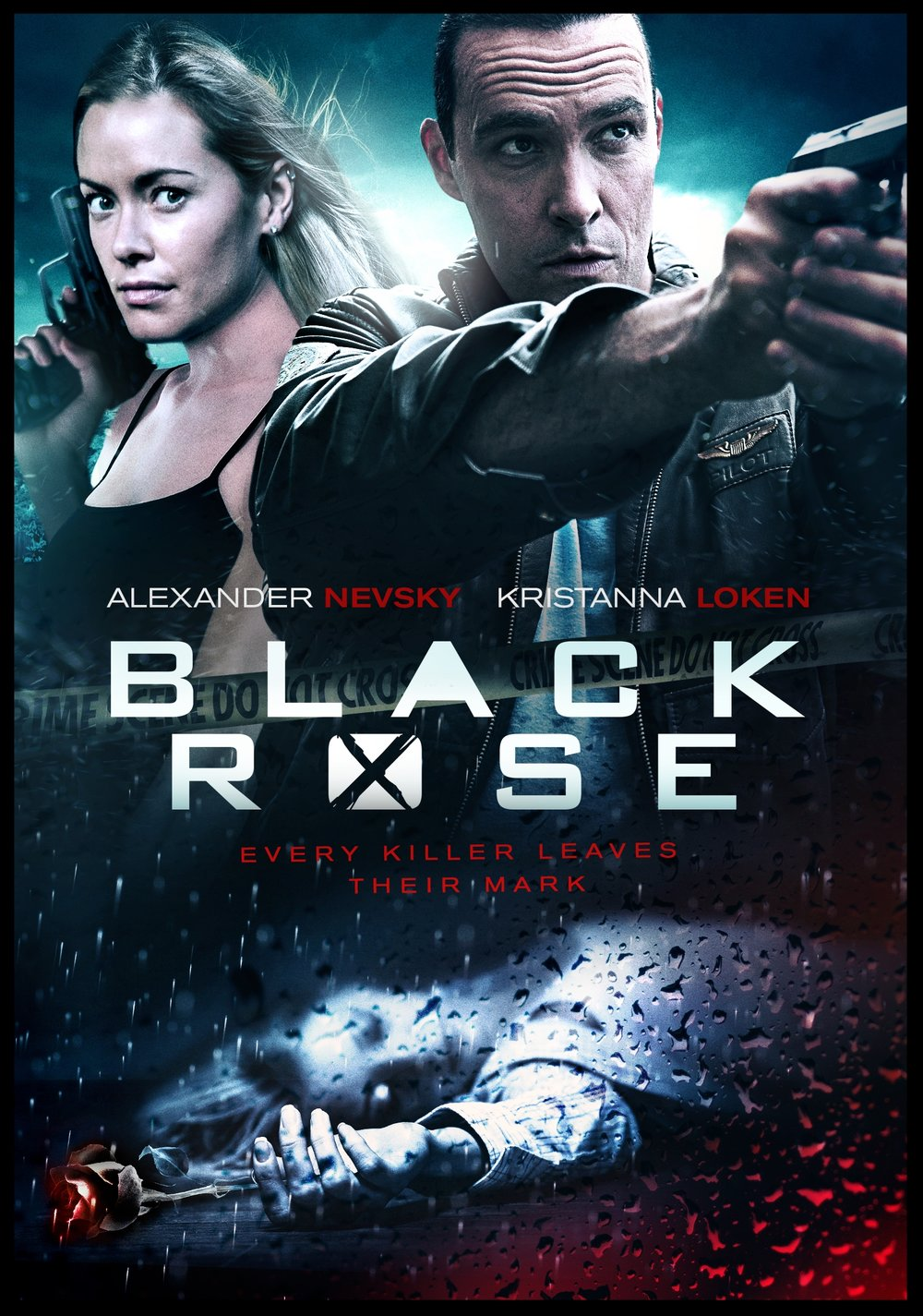 Black Rose Movie Poster