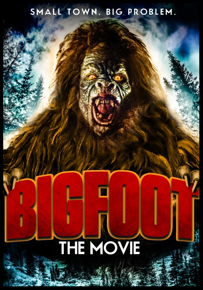Bigfoot The Movie Poster