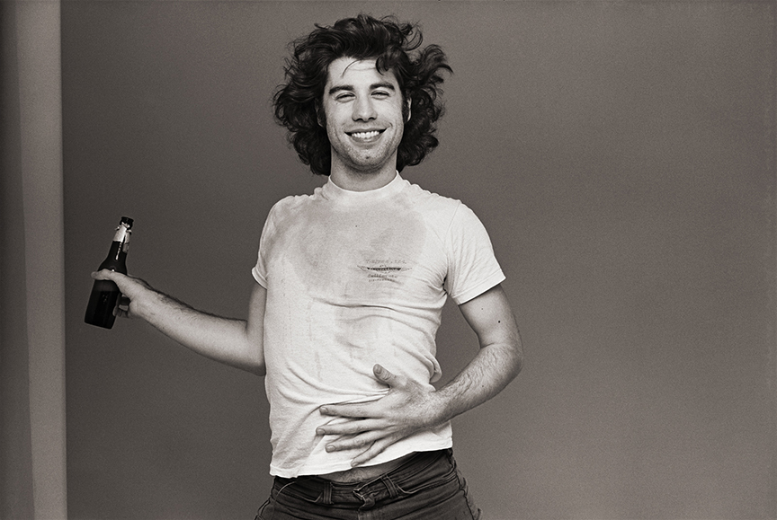 John Travolta - Photo credit: Norman Seeff.