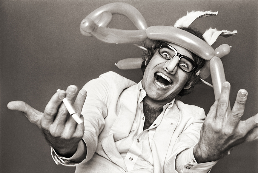 Steve Martin - Photo credit: Norman Seeff.