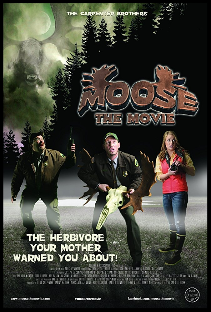 Moose: The Movie 2015 poster