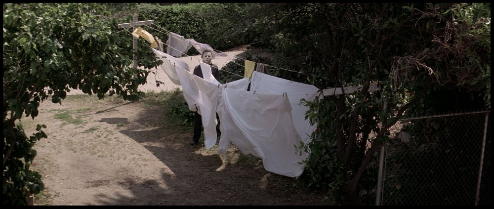 Michael Myers Clothesline