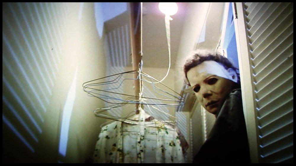 Michael Myers closet