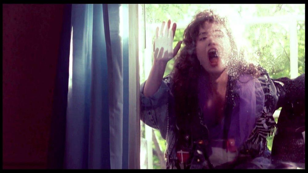 Tina Wendy Kaplan Halloween 5 Window