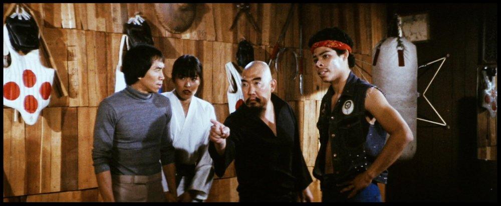 Ninja Busters Screenshot 2