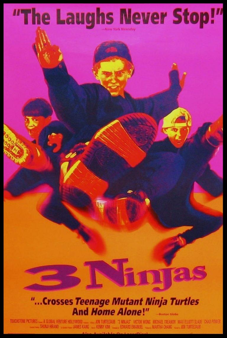 3 Ninjas Movie Poster.jpg