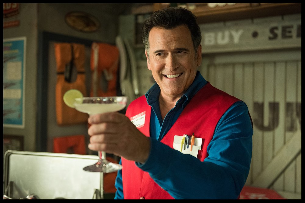 Ash Vs Evil Dead 3 - Bruce Campbell as Ash