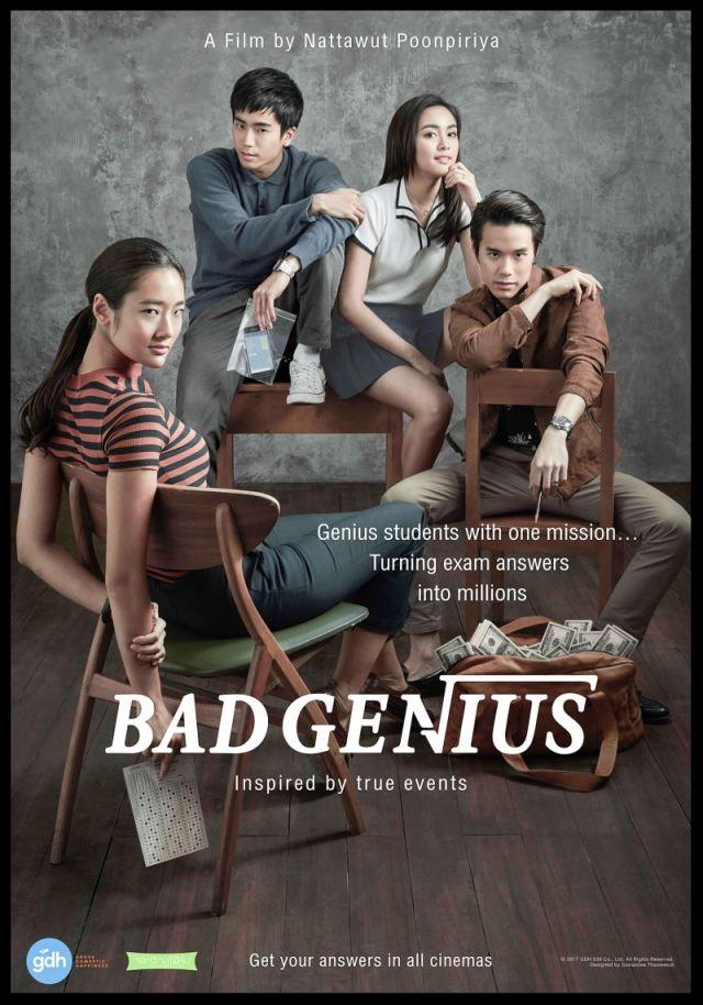 Bad Genius Movie Poster