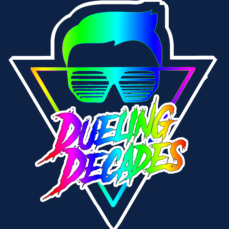 Dueling Decades Logo