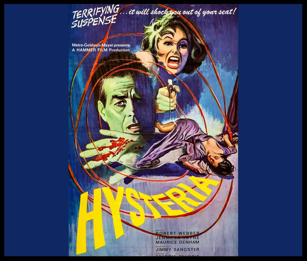 Hysteria Movie Poster