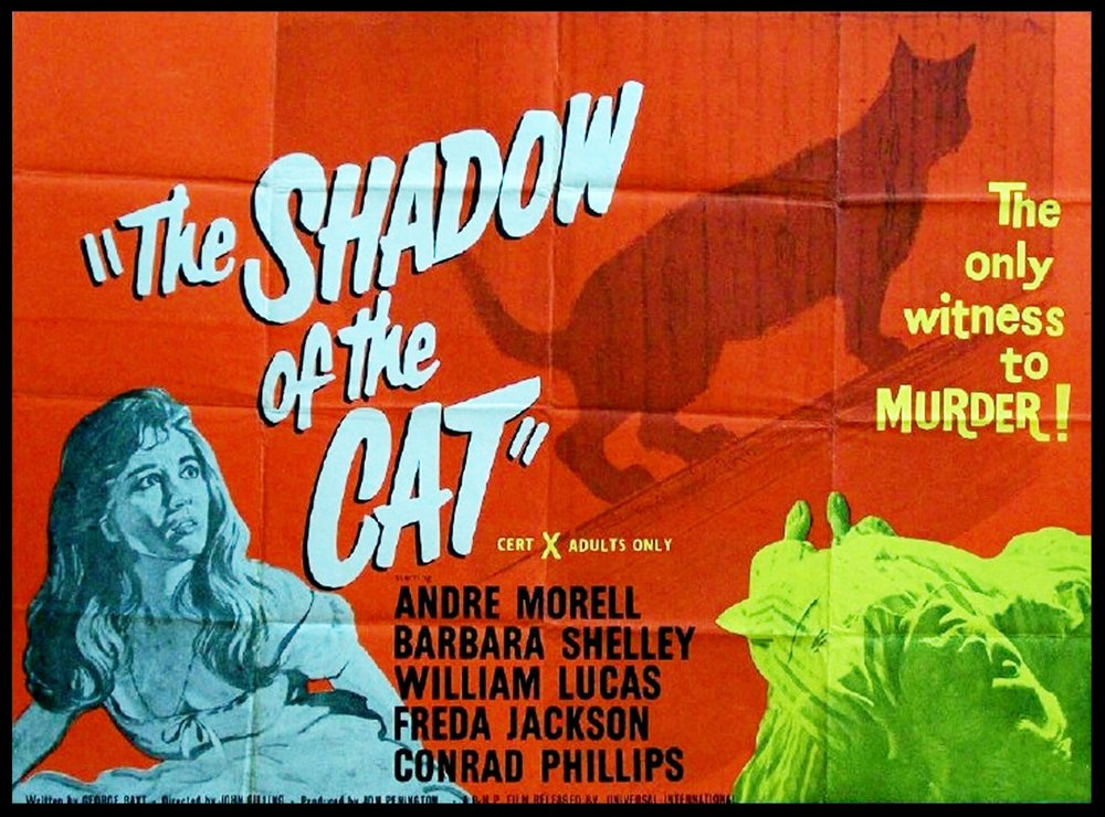 The Shadow of the Cat Movie Poster 1