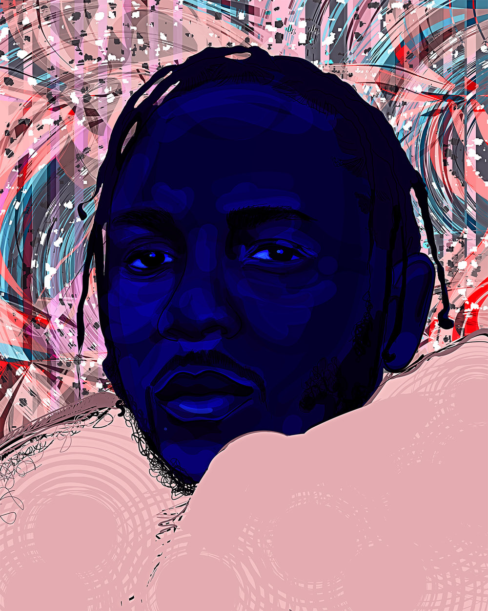 Kendrick Lamar    Illustration