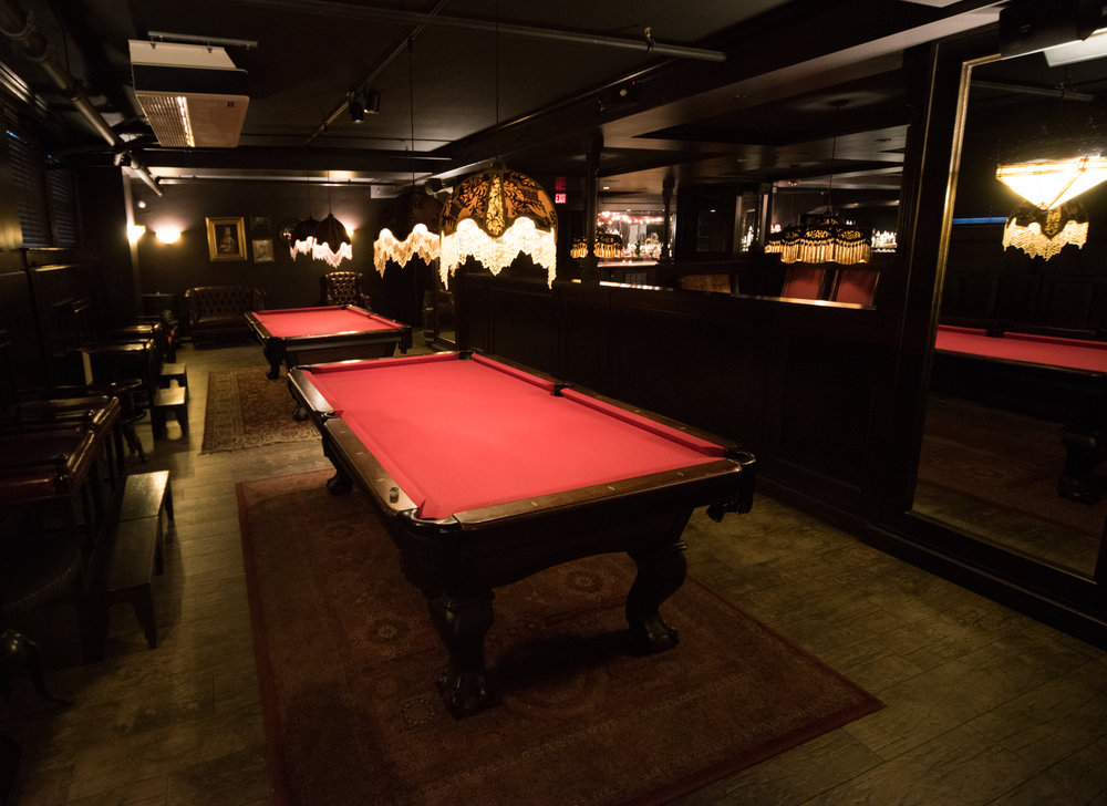 The Speakeasy Billiards