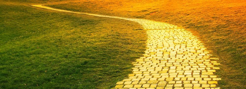 The yellow brick road of leadership