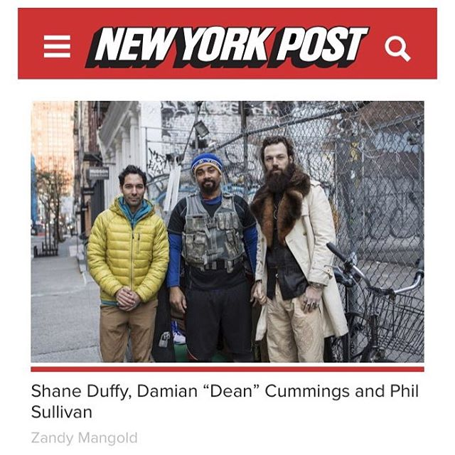 To Read more click the link in bio ! #iamsupported #nyc #nypost #getdeanahome #homeless