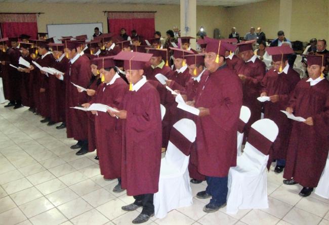 Guatemala's Presbyterian Seminary