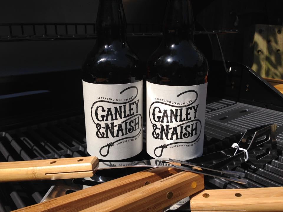 Ganley & Naish Cider